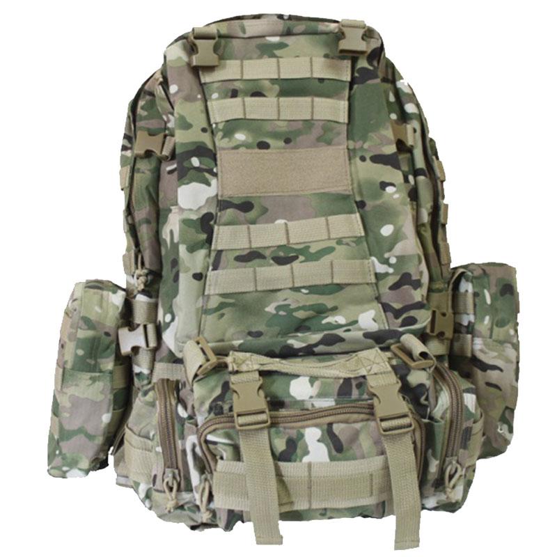 Рюкзак тактический с подсумками Army Tech (40л),multicam