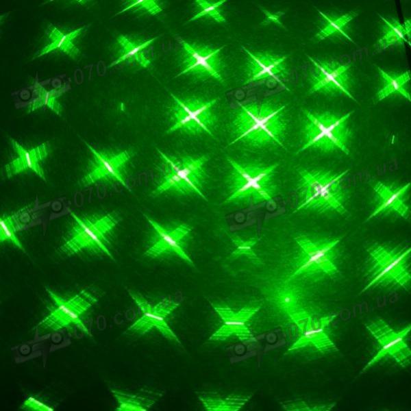 Световая лазерная установка, лазерный проектор (зеленый лазер 50mW и красный - 100mW, с ДУ)