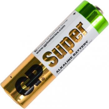 Батарейка щелочная, Alkaline AA (15A, LR6) GP 1.5V