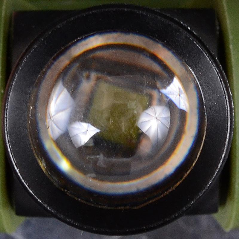Налобный фонарь RJ-0151 (Cree Q5, 160 люмен, 3 режима, 1x14500), комплект в сумке