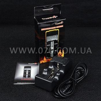 Зарядное устройство TrustFire TR-005 для литиевых аккумуляторов