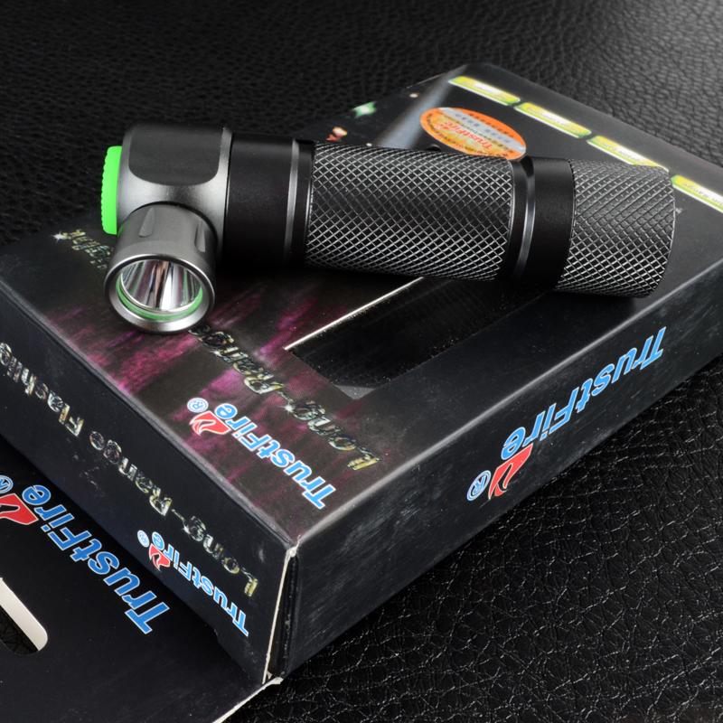 Фонарь TrustFire Z2 (Cree XP-E, 280 люмен, 5 режимов, 1x14500/AA)