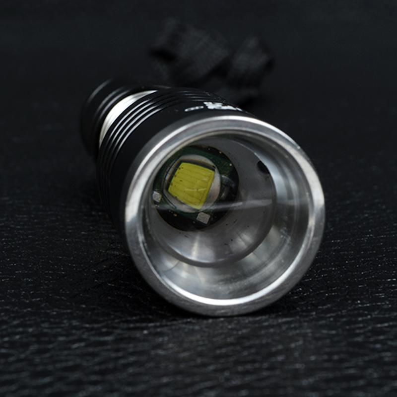 Фонарь фокусируемый TrustFire Z8 (Cree XM-L, 600 люмен, 3 режимов, 1x14500)