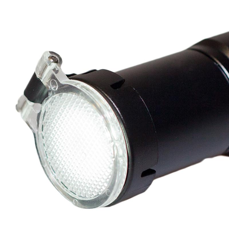 Рассеиватель луча. Диффузионная линза Fenix AD401 (20mm - 21.5mm)