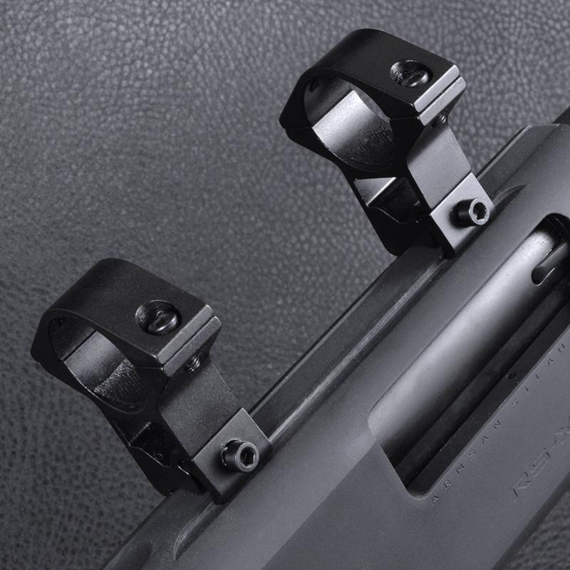 Крепление на оружие для оптического прицела, раздельное GM-004 (2x25mm)