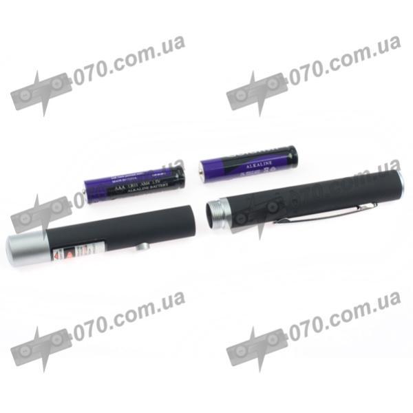 Красная лазерная указка BOB Laser BRP-3010 (650nm, 100mW, 2xAAA)