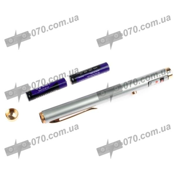 Синяя лазерная указка BOB Laser BBP-0017 (405nm, 50mW, 2xAAA)