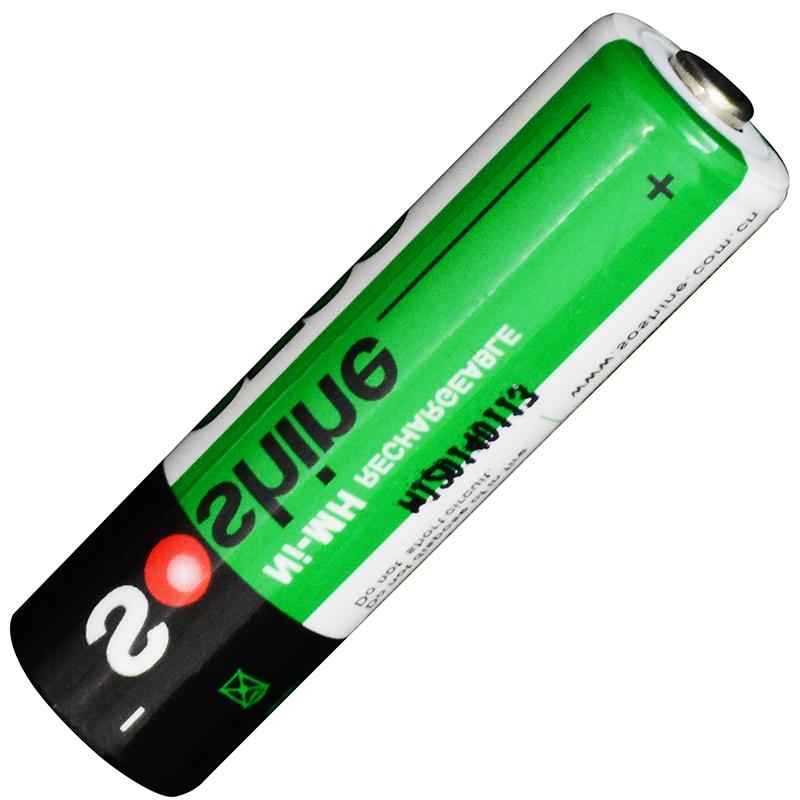 Аккумулятор никель-металлогидридный Ni-MH AA (R6) Soshine 1.2V (2700mAh)