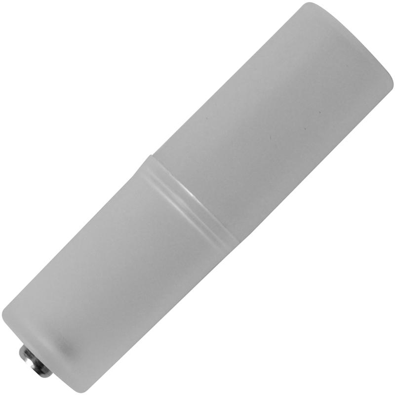 Переходник конвертор Soshine для аккумуляторов (1xAAA - 1xAA)