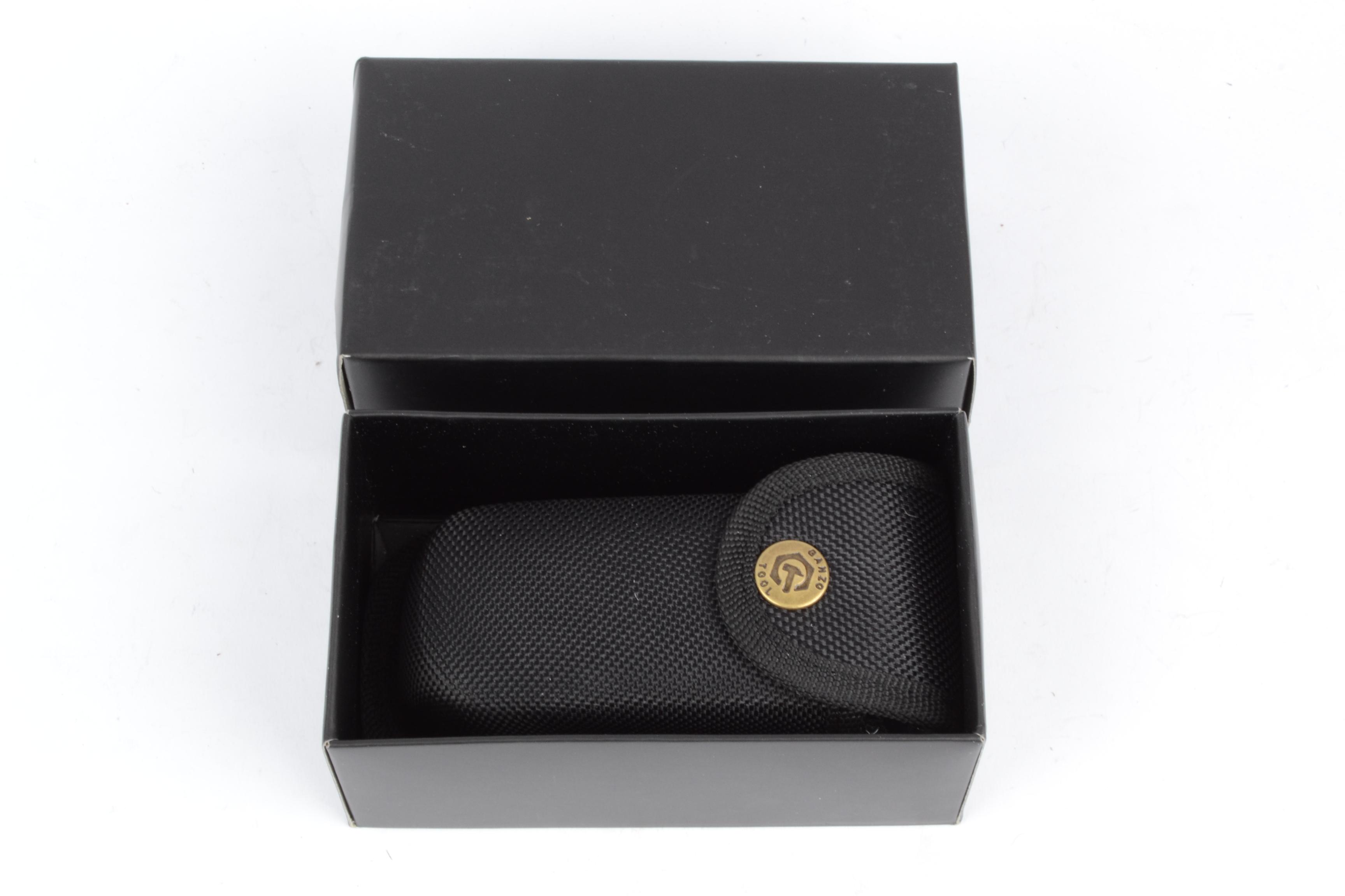 Многофункциональный инструмент, мультитул Ganzo G301, черный