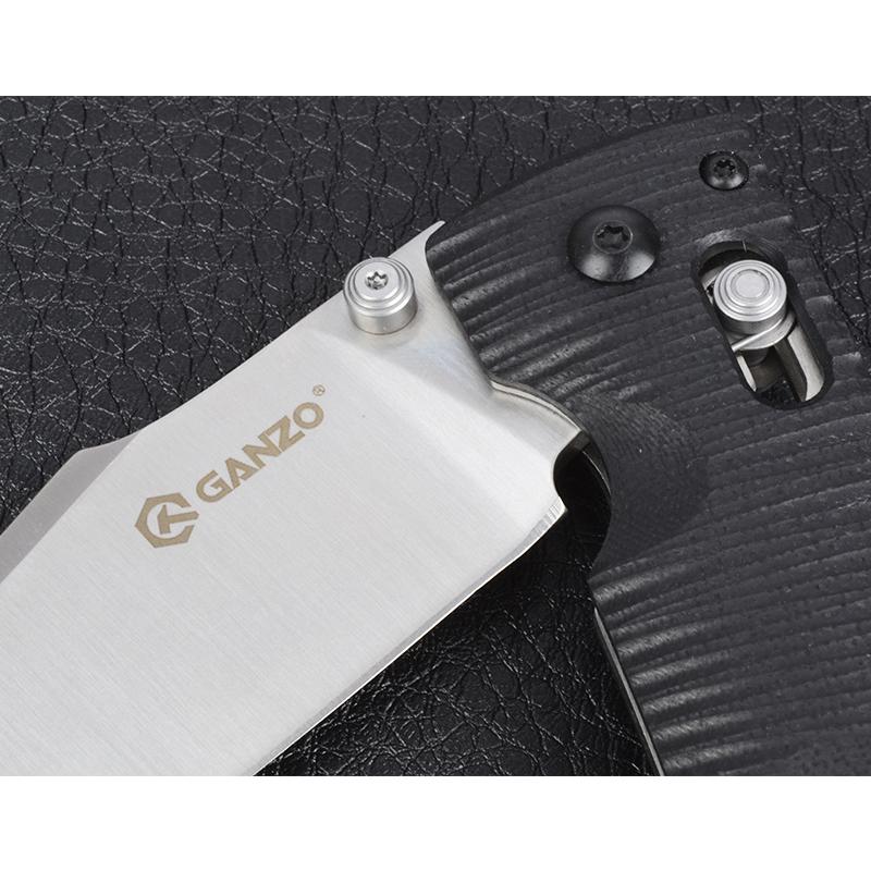 Нож складной Ganzo G711 (длина: 200мм, лезвие: 87мм)