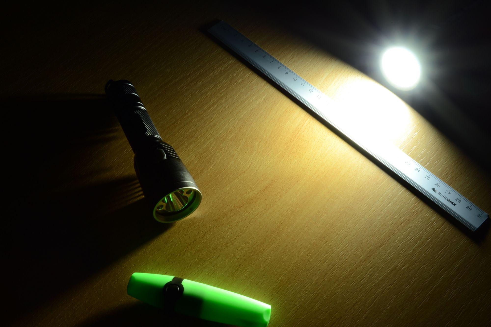 Диффузор фильтр для фонарей Nitecore NFD60 (60mm), белый