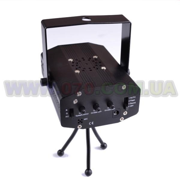 Лазерная установка MNB41RG (RG, 100mW, 4 стиля, 220V / 12V)