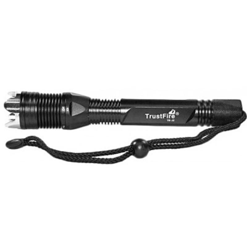 Подводный фонарь TrustFire TR-J2 (Cree XM-L2, 1000 Люмен, 4 режима, 2x18650)