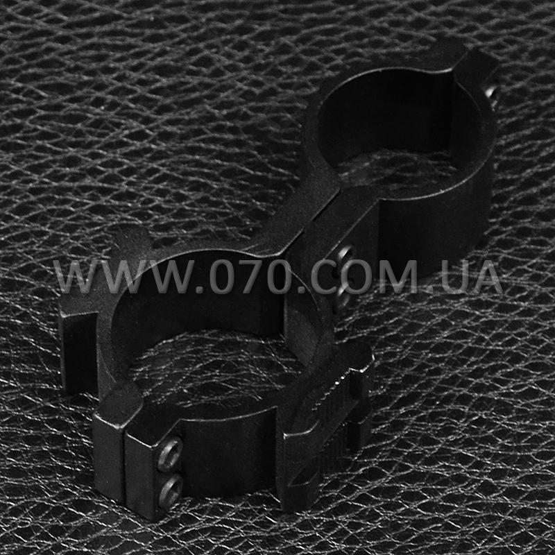 Крепление на оружие QQ008 (25mm, 30mm)