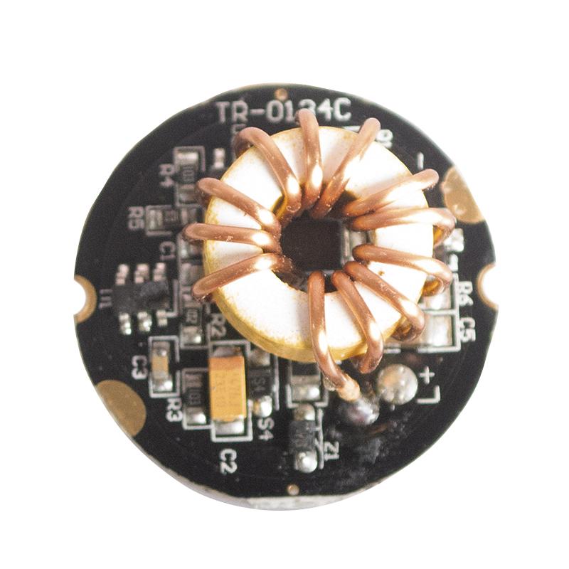 Цифровой драйвер светодиода для фонарей (TrustFire Z5), 5 режимов