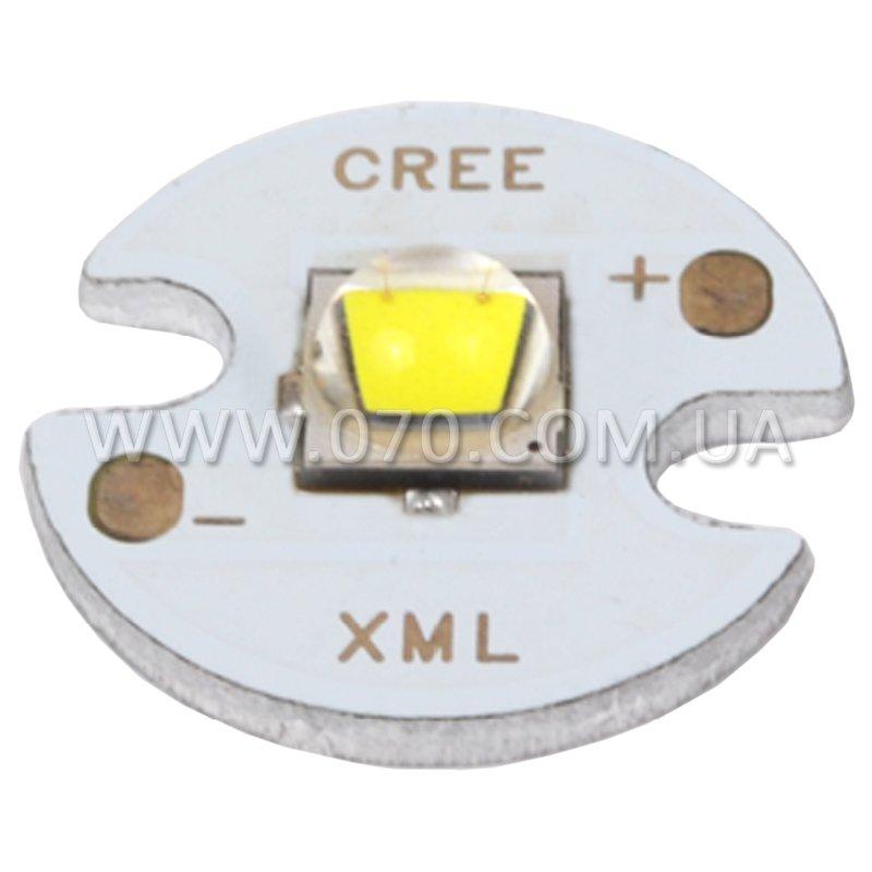 Светодиод Cree XM-L T6 на подложке (для TrustFire X100, TR-J2, Z3)