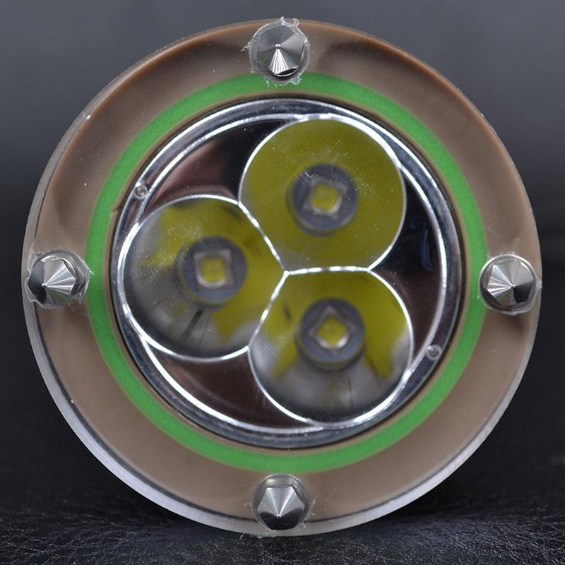 Подводный фонарь TrustFire TR-DF002 (3xCree XM-L2, 2000 Люмен, 2x26650), комплект