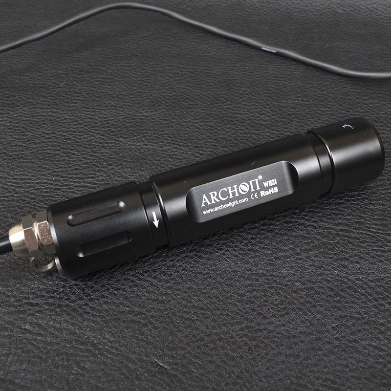 Налобный подводный фонарь Archon WH31 (Cree XM-L U2, 1000 люмен, 3 режима, 2x26650), комплект