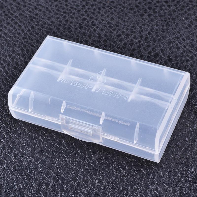 Коробочка для аккумуляторов, защитная Soshine SBC-012 (2x18650/4x16340)