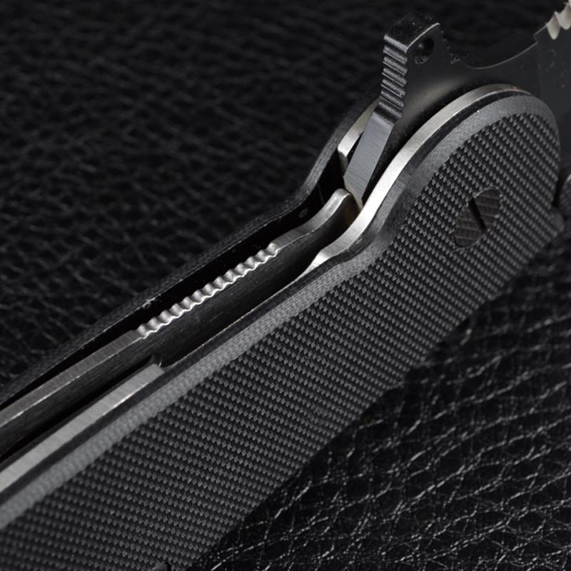 Нож TEKUT Ares B LK5256B (длина: 23.6cm, лезвие: 9.6cm), в подарочной коробке