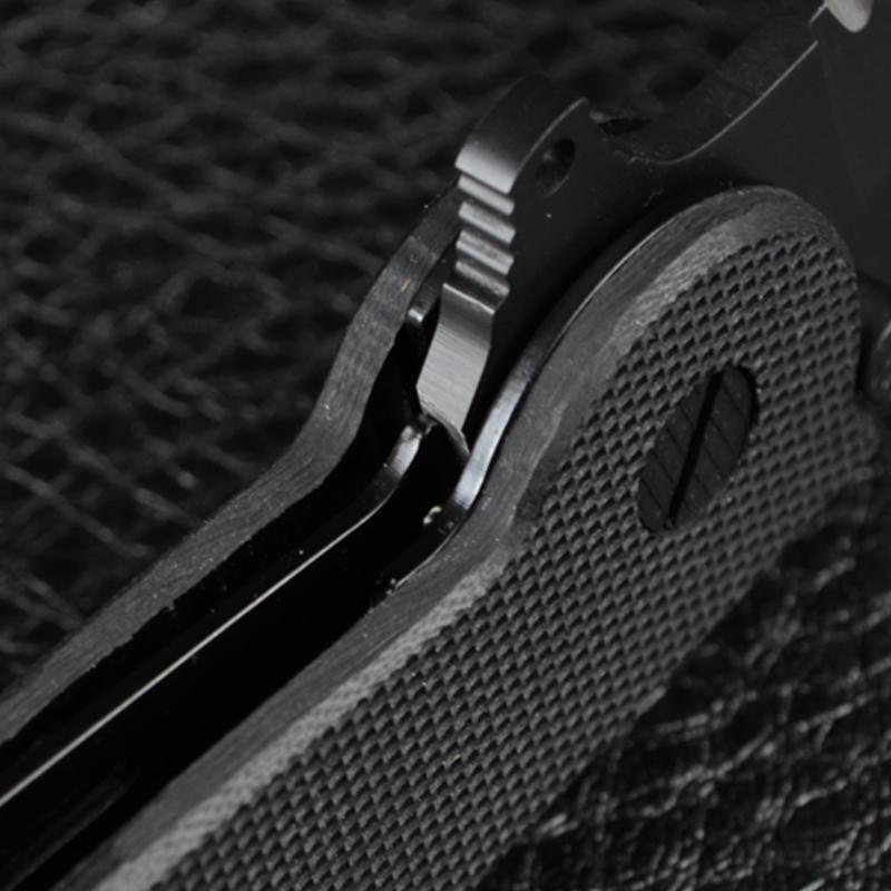 Нож TEKUT складной Ares'son LK5073 (длина: 17.0cm, лезвие: 6.8cm), в подарочной коробке