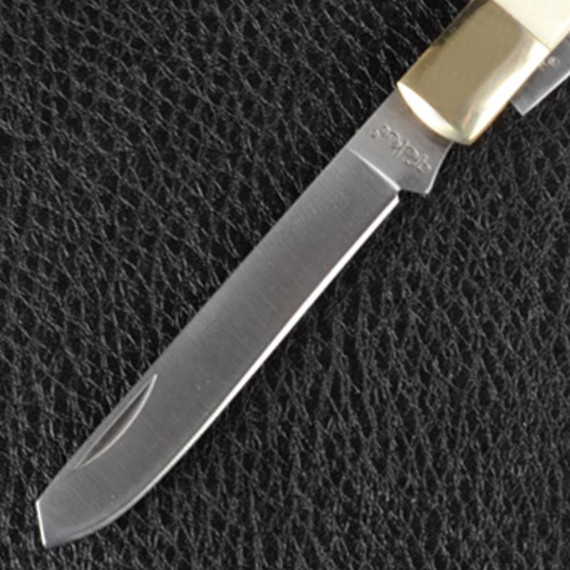 Нож TEKUT Exploiter MK5009B - рукоятка из кости (длина: 18.9cm, лезвие: 8.4cm)