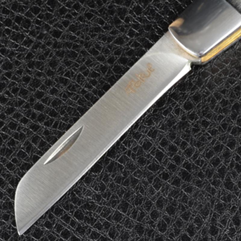 Нож TEKUT Storm MK5008B чёрный  (длина: 15.4cm, лезвие: 6.5cm), в железной коробке