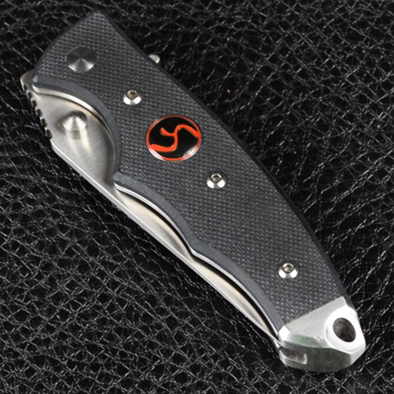 Нож складной KnifeDAO Mini Dorado LK9004 (длина: 16.5cm, лезвие: 6.9cm), в блистере