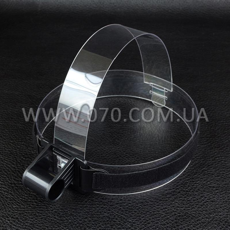 Крепление для велофар на велосипедный шлем Magicshine MJ-6058