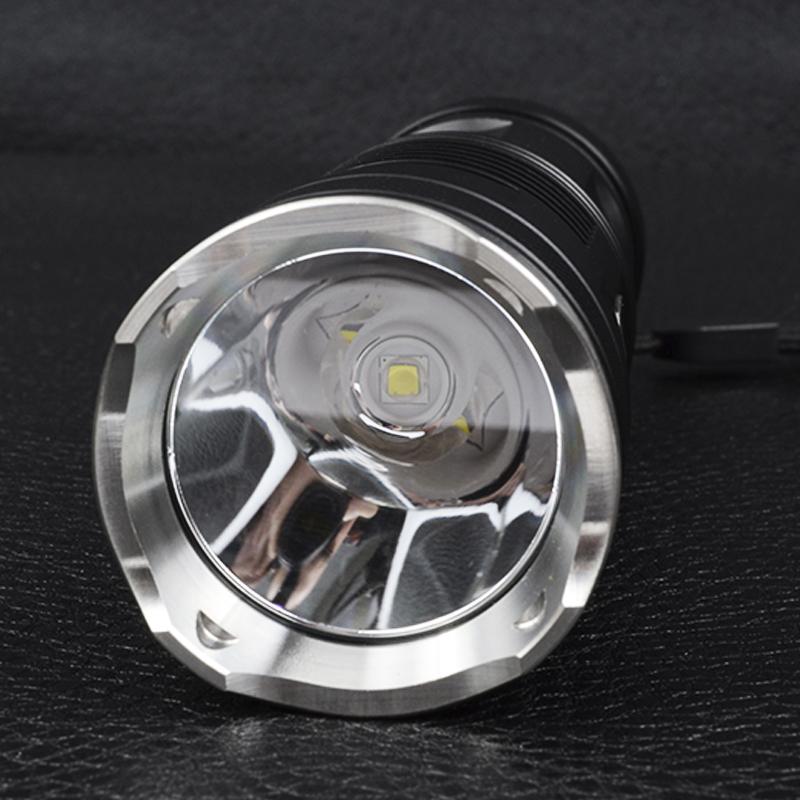 Фонарь TrustFire A9-2 (Cree XM-L2, 900 люмен, 5 режимов, 1x26650/32650)