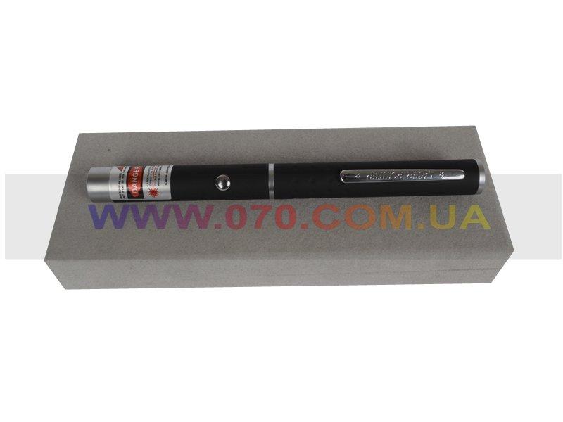 Красная лазерная указка BOB Laser BRP-3010 (650nm, 200mW, 2xAAA)