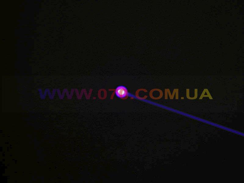 Синяя лазерная указка BOB Laser BBP-3010-1 (405nm, 50mW, 2xAAA) + калейдоскоп