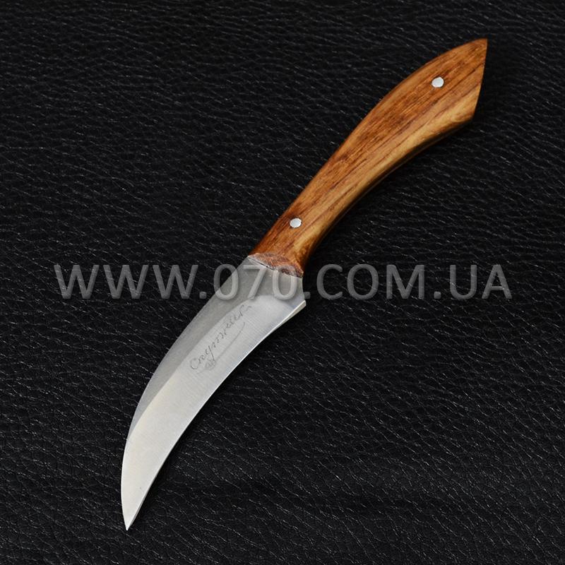Нож бытовой, для кореньев Спутник (190 х 25 х 1.5mm)