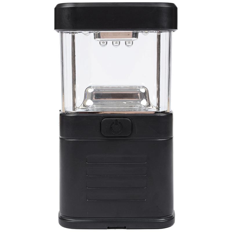 Кемпинговый фонарь (11 LED, 170 люмен, 1 режим, 3xAA)