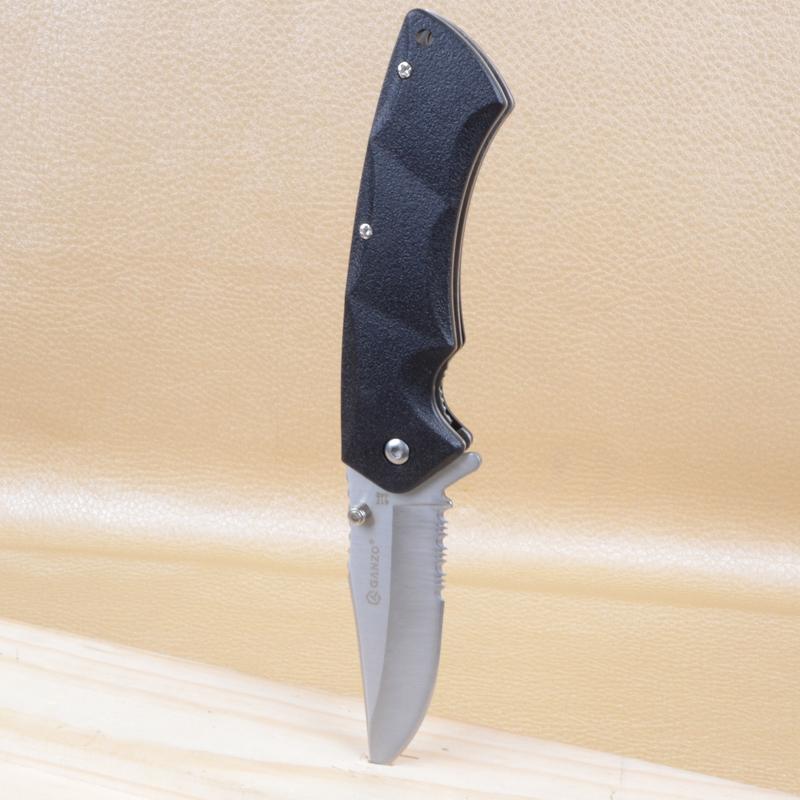 Нож складной Ganzo G617 (длина: 197мм, лезвие: 80мм)