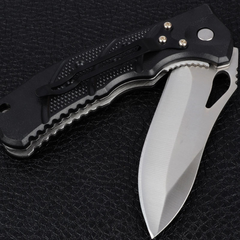 Нож складной Ganzo G619 (длина: 205мм, лезвие: 90мм)