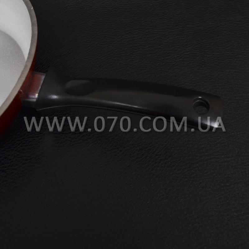 Сковорода алюминиевая с наружным покрытием (230mm)