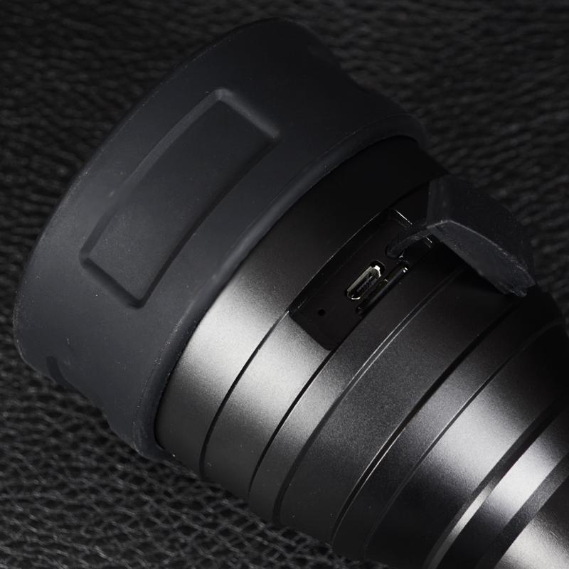 Фонарь DVR с видео рекордером FR-0001 (1080P, LCD, 6xCree XP-G2, 1200 люмен, 4xD-size)