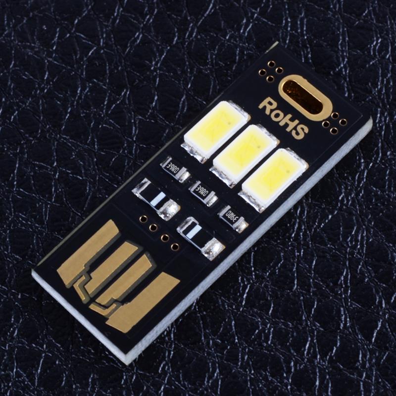 Ночной LED мини-светильник USB Soshine NLED-1 (без контроллера)