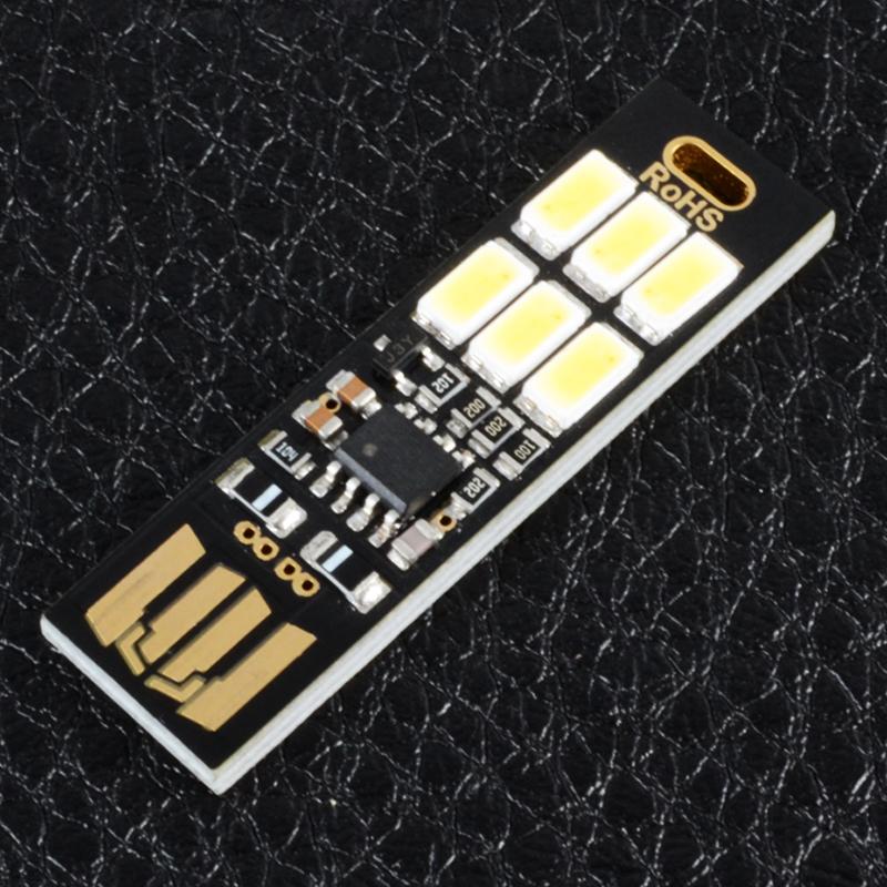 Ночной LED мини-светильник USB Soshine NLED-3 (контроллер касания)