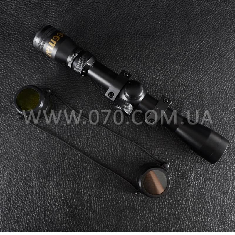 Винтовка пневматическая с оптическим прицелом Beeman Bear Claw (3-9х32, 4.5мм)