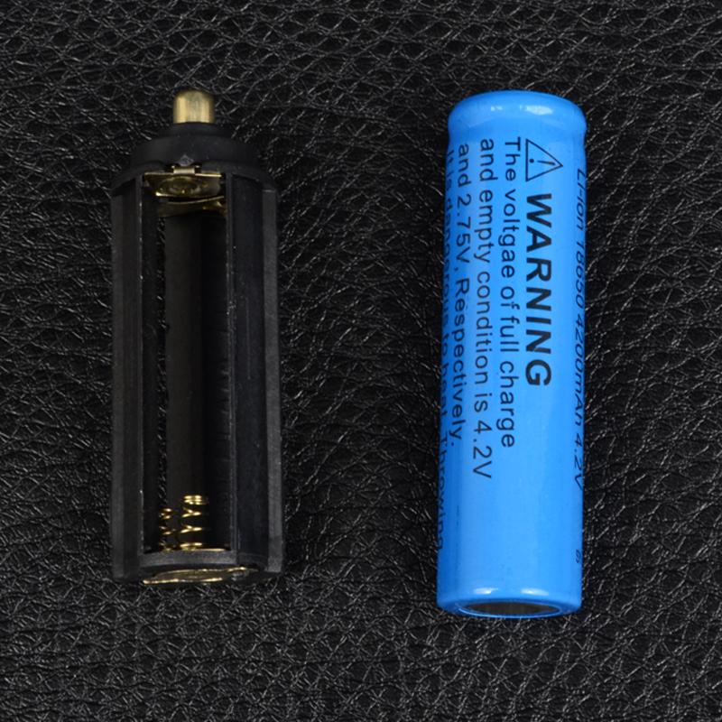 2 в 1 - Фонарь + шокер Bailong BL-1103 (1х18650/3хAAA), комплект