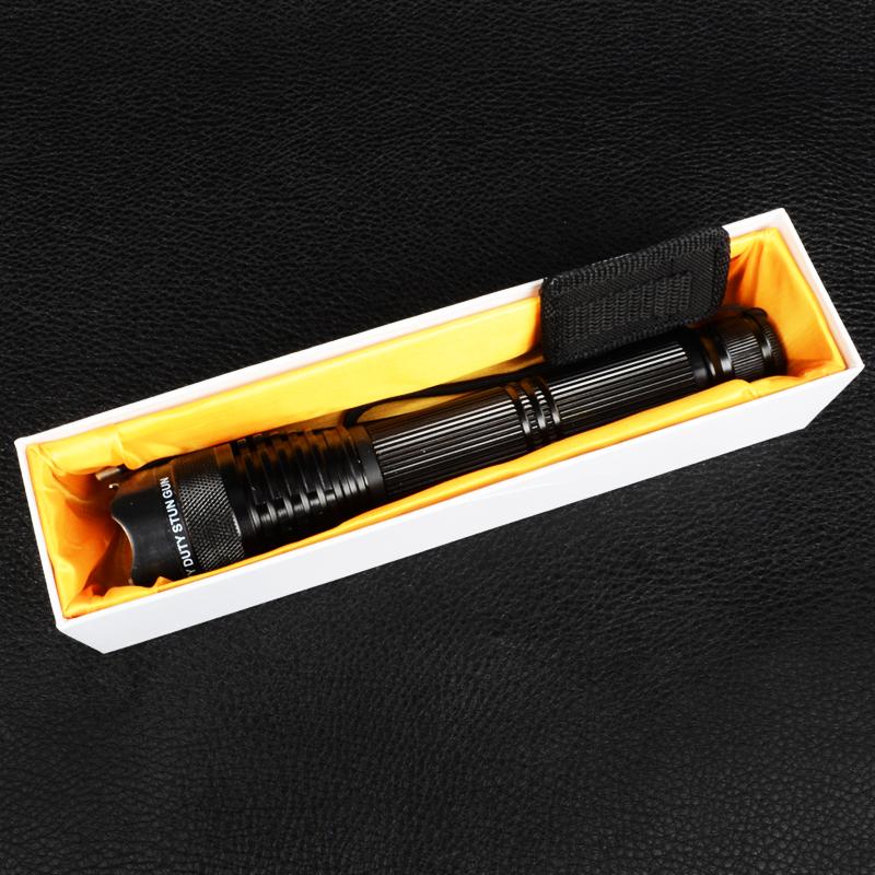 2 в 1 - Фонарь + шокер Bailong BL-1106, комплект