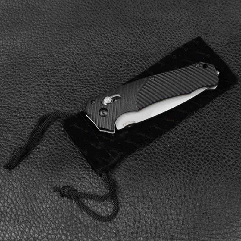 Нож складной Ganzo G716 (длина:  205мм, лезвие: 85мм), прямой