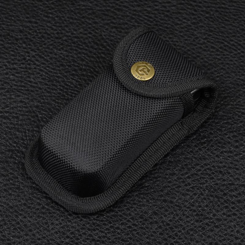 Многофункциональный инструмент, мультитул Ganzo G302, черный