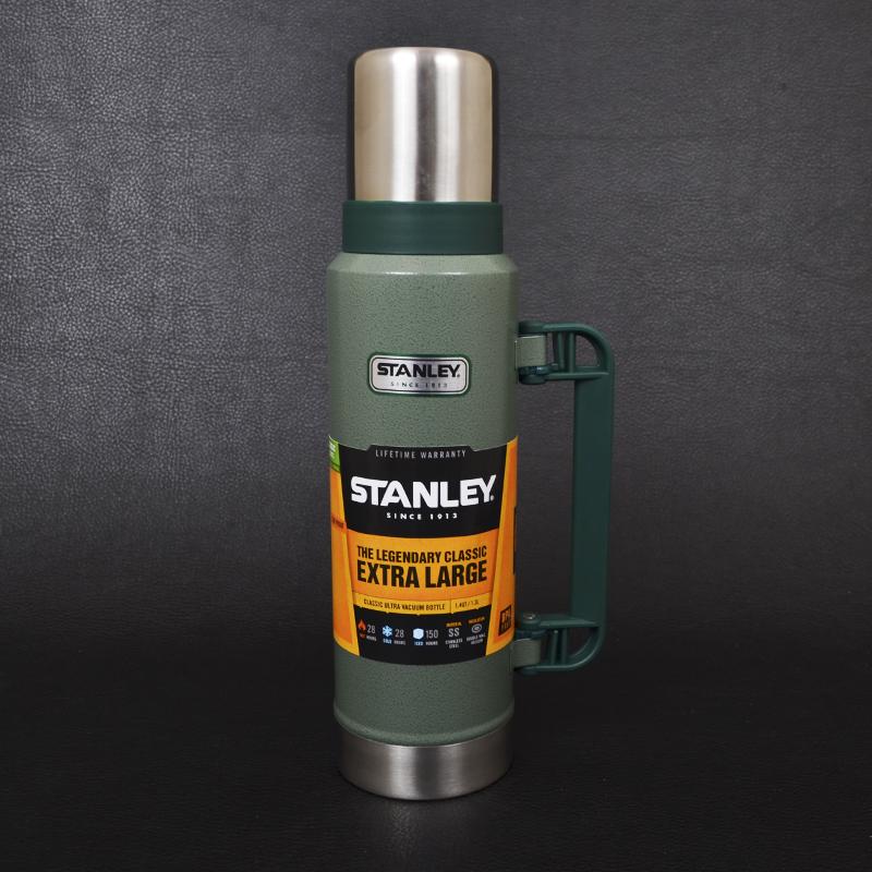 Термос Stanley Legendary Classic (1.3л), зеленый