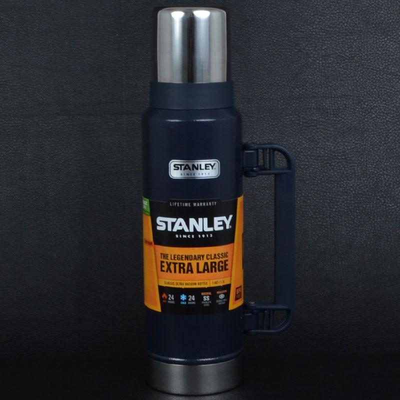 Термос Stanley Legendary Classic (1.3л), темно-синий