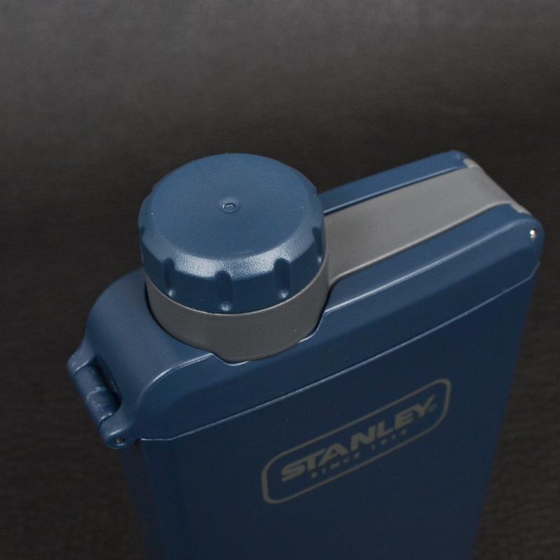 Фляга Stanley Adventure eCycle (0.21л), темно-синяя