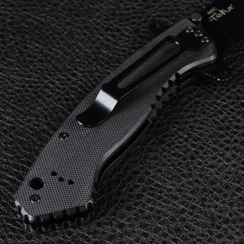 Нож TEKUT Escort A LK5271 (длина: 20.8cm, лезвие: 8.5cm), в подарочной коробке